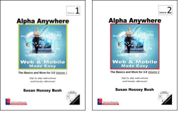Alpha Anywhere Web & Mobile